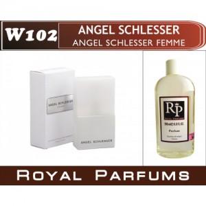 «Angel» от Angel Schlesser. Духи на разлив Royal Parfums 200 мл