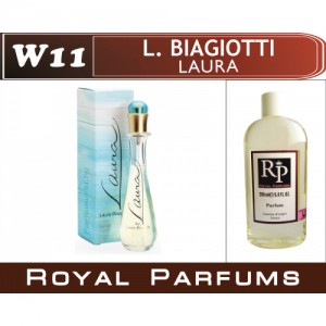 «Laura» от L.Biagotti. Духи на разлив Royal Parfums 200 мл