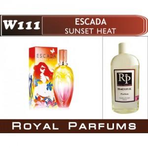 «Sunset Heat» от Escada. Духи на разлив Royal Parfums 200 мл