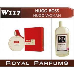 «Hugo for woman» от Hugo Boss. Духи на разлив Royal Parfums 200 мл