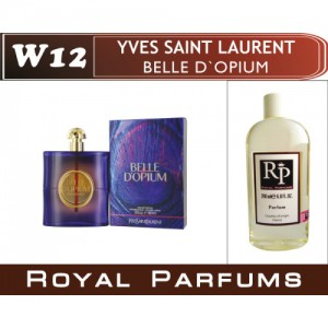 «Belle D'Opium» от Yves Saint Laurent. Духи на разлив Royal Parfums 200 мл