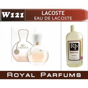 «Eau de Lacoste» от Lacoste. Духи на разлив Royal Parfums 200 мл