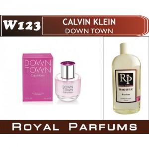 «Down town» от Calvin Klein. Духи на разлив Royal Parfums 200 мл