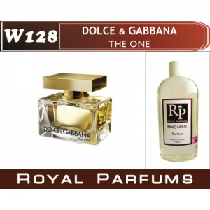 «The One» от Dolce & Gabbana. Духи на разлив Royal Parfums 200 мл