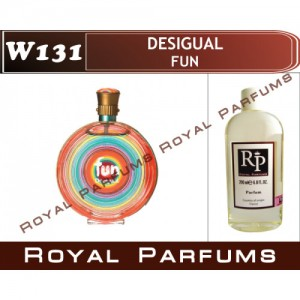 «Fun» от Desigual. Духи на разлив Royal Parfums 200 мл
