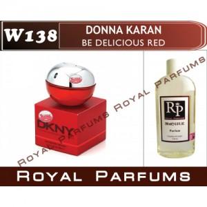 «Be Delicious Red» от Donna Karan DKNY. Духи на разлив Royal Parfums 200 мл