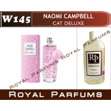 """Naomi Campbell """"Cat Deluxe"""""""