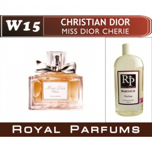 «Miss Dior Cherie» от Christan Dior. Духи на разлив Royal Parfums 200 мл