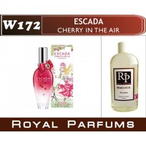 «Cherry in the air» от Escada. Духи на разлив Royal Parfums 200 мл