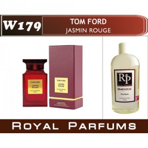 «Jasmin Rouge» от Tom Ford. Духи на разлив Royal Parfums 200 мл