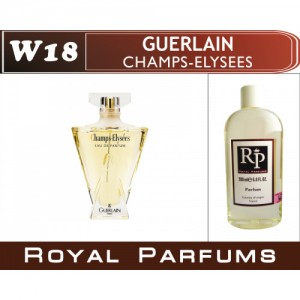 «Champs-Elysees» от Guerlain. Духи на разлив Royal Parfums 200 мл