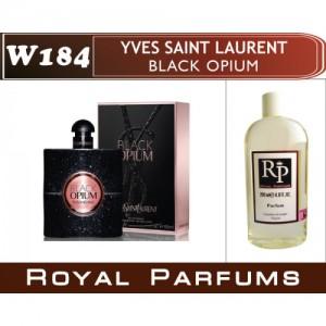 «Black Opium» от Yves Saint Laurent. Духи на разлив Royal Parfums 200 мл