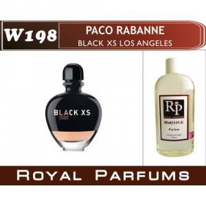 «Black XS Los Angeles for Her» от Paco Rabanne. Духи на разлив Royal Parfums 200 мл