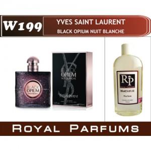 «Black Opium Nuit Blanche» от Yves Saint Laurent. Духи на разлив Royal Parfums 200 мл