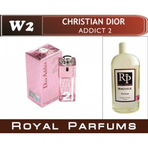 «Addict 2» от Christian Dior. Духи на разлив Royal Parfums 200мл.