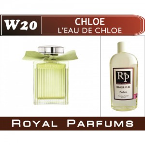 «L'Eau de Chloe» от Chloe. Духи на разлив Royal Parfums 200 мл