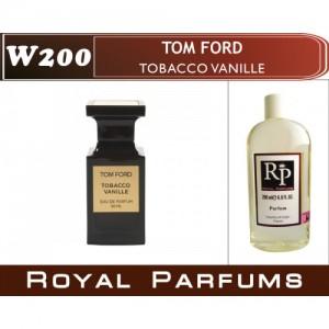 «Tobacco Vanille» от Tom Ford. Духи на разлив Royal Parfums 200 мл