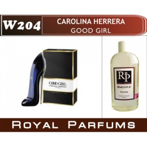 «Good Girl» от Carolina Herrera. Духи на разлив Royal Parfums 200 мл