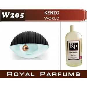 «World» от Kenzo. Духи на разлив Royal Parfums 200 мл