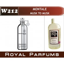 Montale «Musk to Musk»