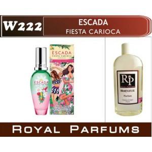 «Fiesta Carioca» от Escada. Духи на разлив Royal Parfums 200 мл