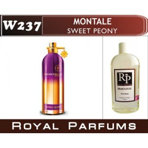 «Sweet Peony» от Montale. Духи на разлив Royal Parfums 200 мл