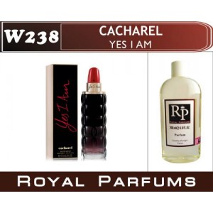 «Yes I Am» от Cacharel. Духи на разлив Royal Parfums 200 мл