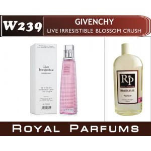 «Live Irresistible Blossom Crush» от Givenchy. Духи на разлив Royal Parfums 200 мл