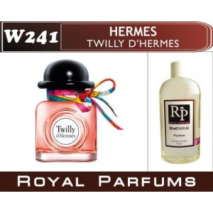 «Twilly D'hermes» от Hermes. Духи на разлив Royal Parfums 200 мл