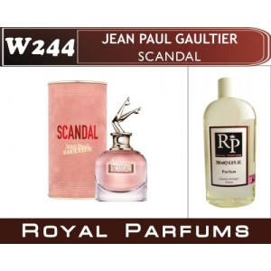 «Scandal» от Jean Paul Gaultier. Духи на разлив Royal Parfums 200 мл