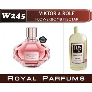 «Flowerbomb Nectar» от Viktor & Rolf. Духи на разлив Royal Parfums 200 мл