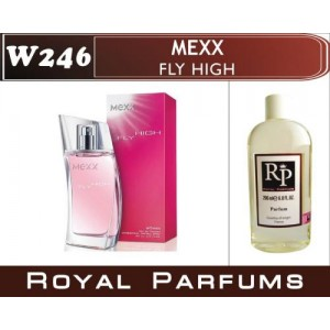 «Fly High» от Mexx. Духи на разлив Royal Parfums 200 мл