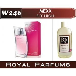 «Fly High» от Mexx. Духи на разлив Royal Parfums 200 мл