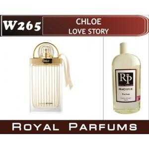 «Love Story» от Chloe. Духи на разлив Royal Parfums 200 мл