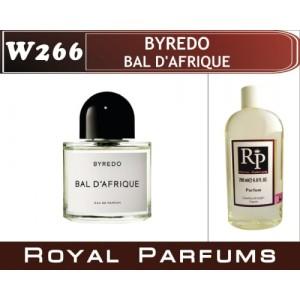 «Bal D'Afrique» от Byredo. Духи на разлив Royal Parfums 200 мл