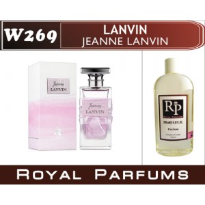 «Jeanne Lanvin» от Lanvin. Духи на разлив Royal Parfums 200 мл