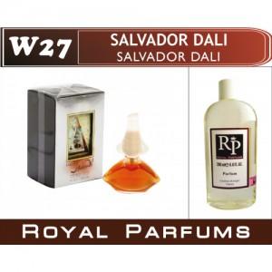 «Salvador Dali» от Salvador Dali. Духи на разлив Royal Parfums 200 мл