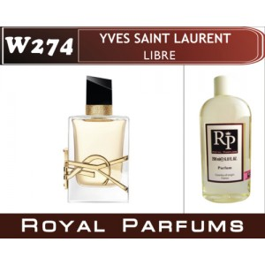 «Libre» от Yves Saint Laurent. Духи на разлив Royal Parfums 200 мл