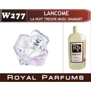 «La Nuit Tresor Musc Diamant» от Lancome. Духи на разлив Royal Parfums 200 мл
