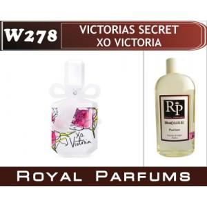 «XO Victoria» от Victoria's Secret. Духи на разлив Royal Parfums 200 мл