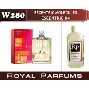 «Molecule 04» от Escentric Molecules. Духи на разлив Royal Parfums 200 мл