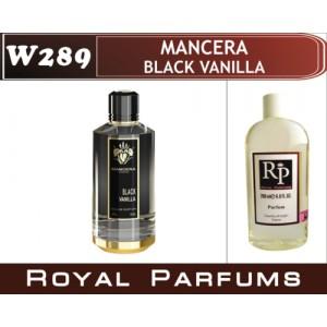 Mancera «Black Vanilla»