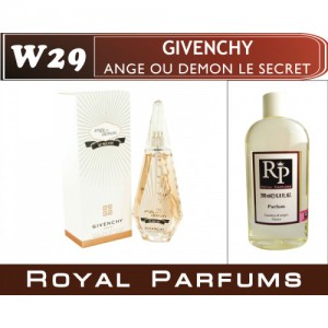 «Ange ou Demon Le Secret» от Givenchy. Духи на разлив Royal Parfums 200 мл