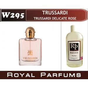 «Trussardi Delicate Rose» от Trussardi. Духи на разлив Royal Parfums 200 мл