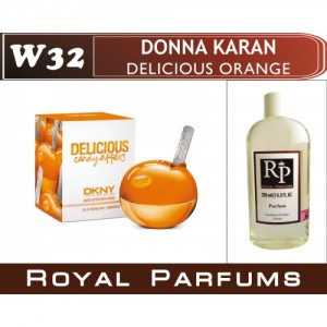 «Candy Apples Fresh Orange» от DKNY Be Delicious. Духи на разлив Royal Parfums 200 мл