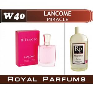 «Miracle» от Lancome. Духи на разлив Royal Parfums 200 мл