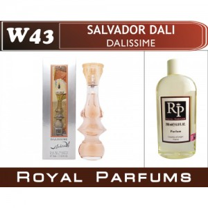 «Dalissime» от Salvador Dali. Духи на разлив Royal Parfums 200 мл