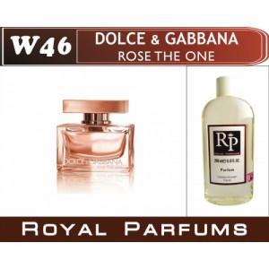 «Rose the One» от Dolce&Gabbana. Духи на разлив Royal Parfums 200 мл