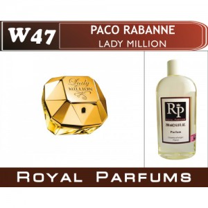 «Lady Million» от Paco Rabanne. Духи на разлив Royal Parfums 200 мл