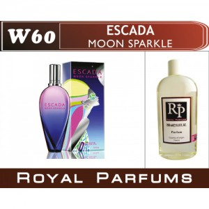 «Moon Sparkle» от Escada. Духи на разлив Royal Parfums 200 мл